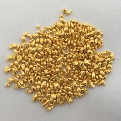 picture of gold granules